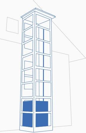 aufzug f r das mehrfamilienhaus preise vergleichen k uferportal. Black Bedroom Furniture Sets. Home Design Ideas