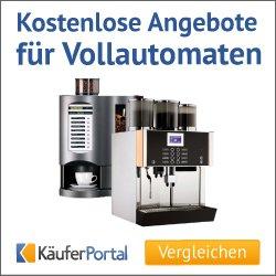 Kaffeemaschine leasen kosten