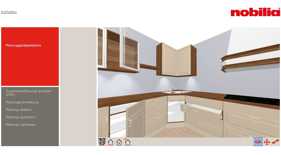 nobilia k chenplaner plane deinen traum k uferportal. Black Bedroom Furniture Sets. Home Design Ideas