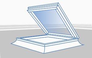 dachfenster dachfl chenfenster fenster nach ma k uferportal. Black Bedroom Furniture Sets. Home Design Ideas