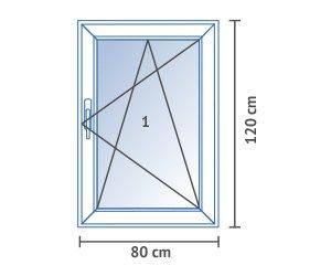 kunststofffenster von gealan fenster nach ma k uferportal. Black Bedroom Furniture Sets. Home Design Ideas