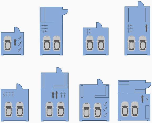 gro raumgaragen beratung angebote k uferportal. Black Bedroom Furniture Sets. Home Design Ideas