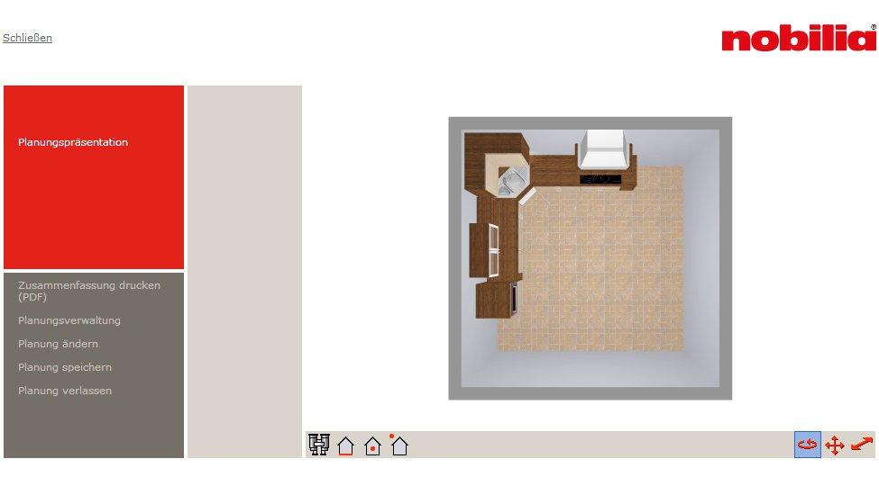 Nobilia Küchenplaner - Plane Deinen Traum | Käuferportal