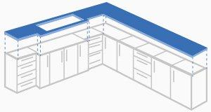 k chenarbeitsplatten preise traum k chen vom profi. Black Bedroom Furniture Sets. Home Design Ideas