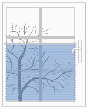 fenster plissees fenster nach ma k uferportal. Black Bedroom Furniture Sets. Home Design Ideas