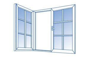 alle fenster modelle im berblick fenster. Black Bedroom Furniture Sets. Home Design Ideas