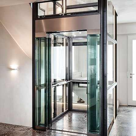 fahrstuhl einfamilienhaus preis personenaufzug liftsysteme. Black Bedroom Furniture Sets. Home Design Ideas