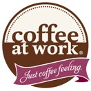 Coffee at work Logo