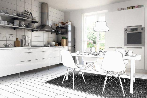 Küche planen ᐅ In 3 Schritten zur Traumküche | FOCUS.de
