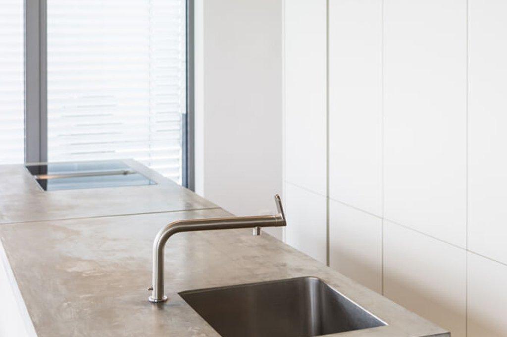 Küchenarbeitsplatte aus Beton > Vor- & Nachteile | FOCUS.de