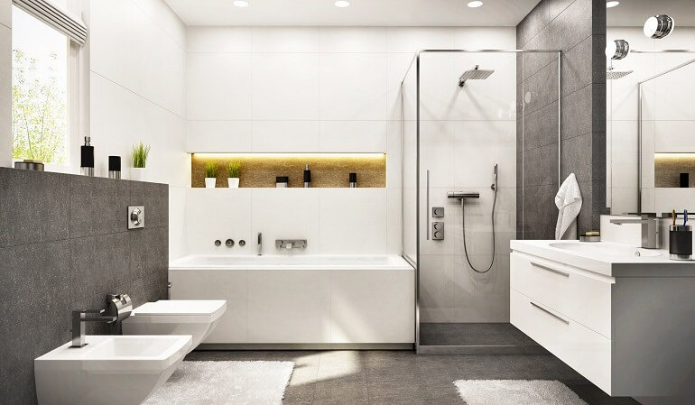 Moderne Badezimmer Technik Fur Ihr Neues Bad Aroundhome