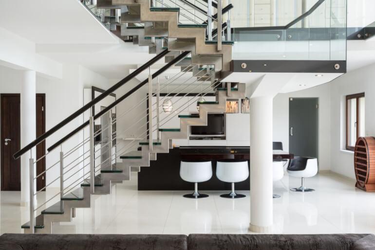 Die Wichtigsten Treppengrundrisse Im Uberblick Aroundhome