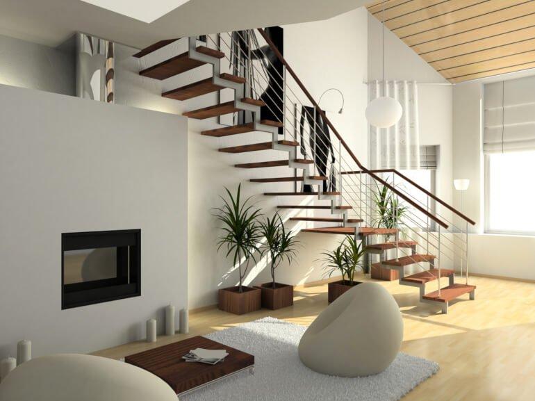 Treppenkonstruktionen – Modelle im Überblick | Aroundhome