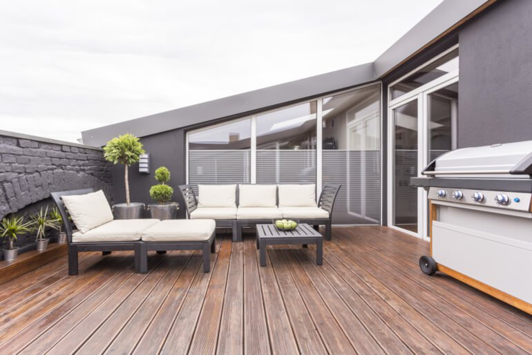 Regionale Angebote für Terrassen kostenlos erhalten | Aroundhome