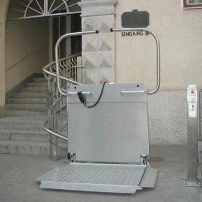 UnabhäNgig Rollstuhllift Fahrstuhl Plattformlift Treppenlift Rollstuhl HebebÜhne Lift Mobilitäts- & Gehhilfen