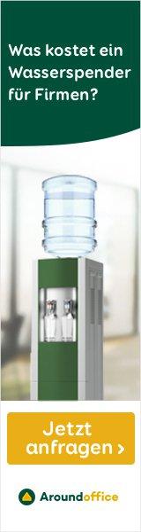 Wasserspender Vergleich