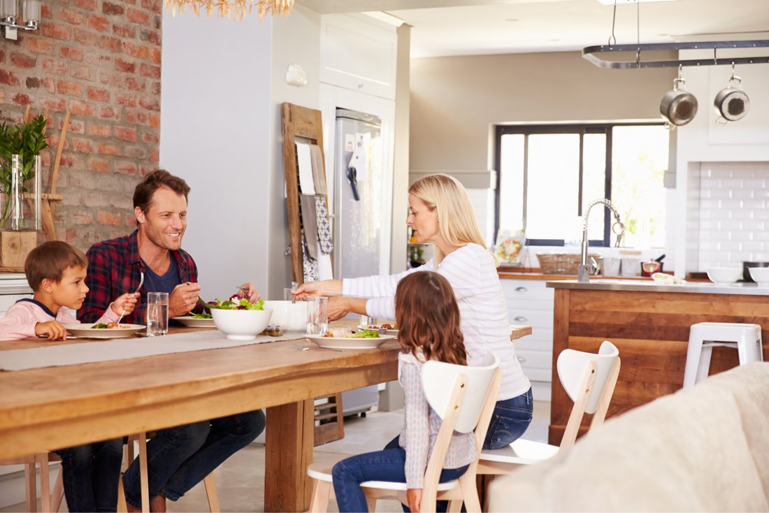 Aroundhome Familie