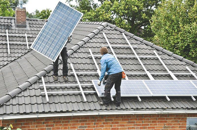 wirtschaftlichkeit von solaranlagen solarenergie richtig. Black Bedroom Furniture Sets. Home Design Ideas
