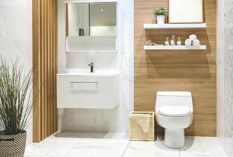 11 Inspirierende Badezimmer Ideen Fur Ihr Neues Bad Aroundhome