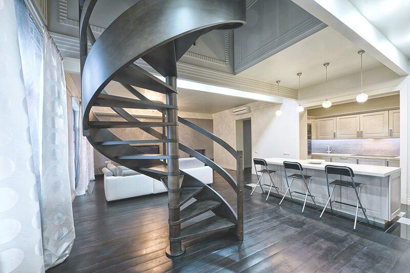 Sehr Die wichtigsten Treppengrundrisse im Überblick | Aroundhome WU24