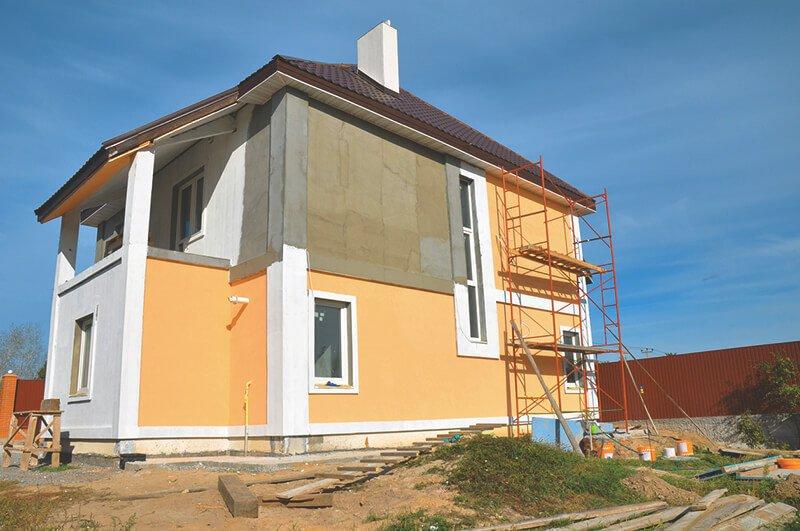 Das Kostet Ein Neuer Fassadenanstrich Aroundhome