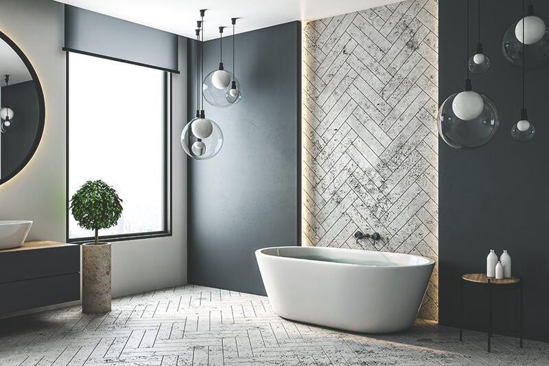 moderne badezimmer gestalten tipps und tricks  aroundhome