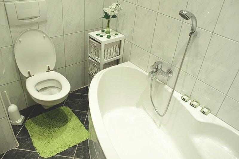 Eckbadewanne - Platzsparender Einbau in Ihrem Bad | Aroundhome