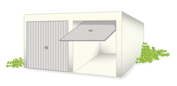 Doppelgarage satteldach  Doppelgaragen » Beratung & Angebote | Käuferportal