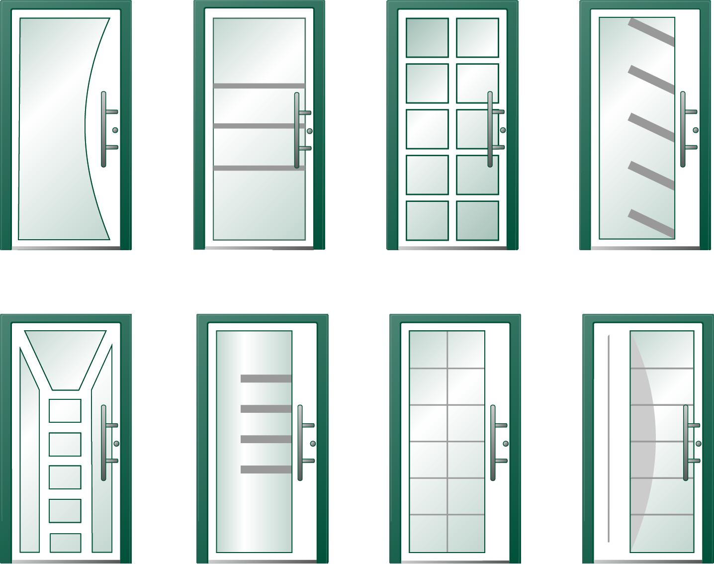 Glasturen Arten Veredelungen Preise Aroundhome