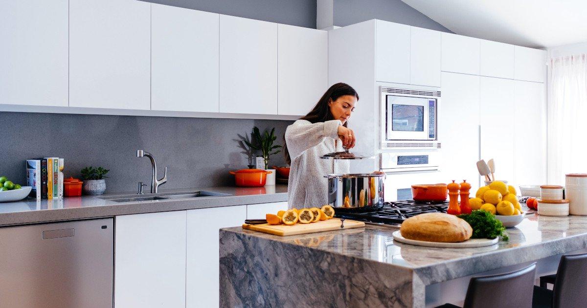 Inselkuche So Planen Sie Ihre Kuche Mit Kochinsel Aroundhome