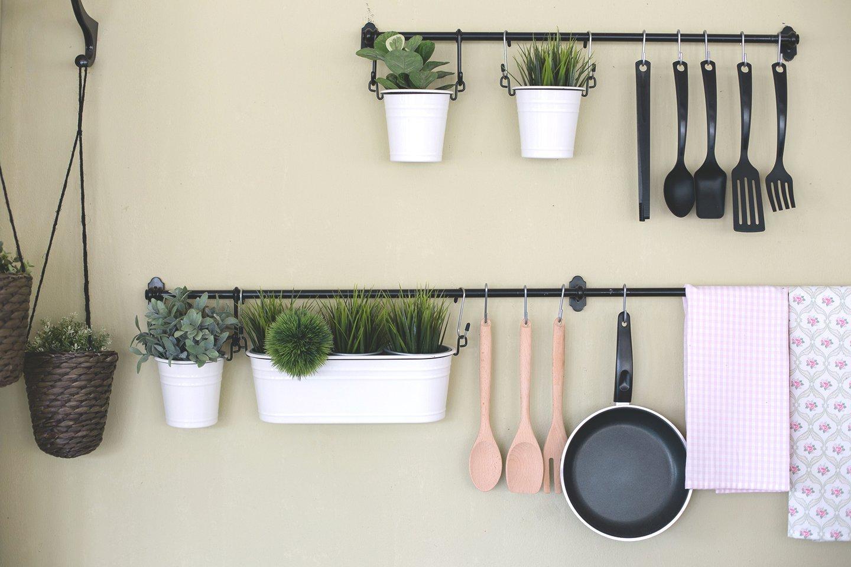 Diese 10 Produkte Bringen Ordnung In Die Kuche Aroundhome