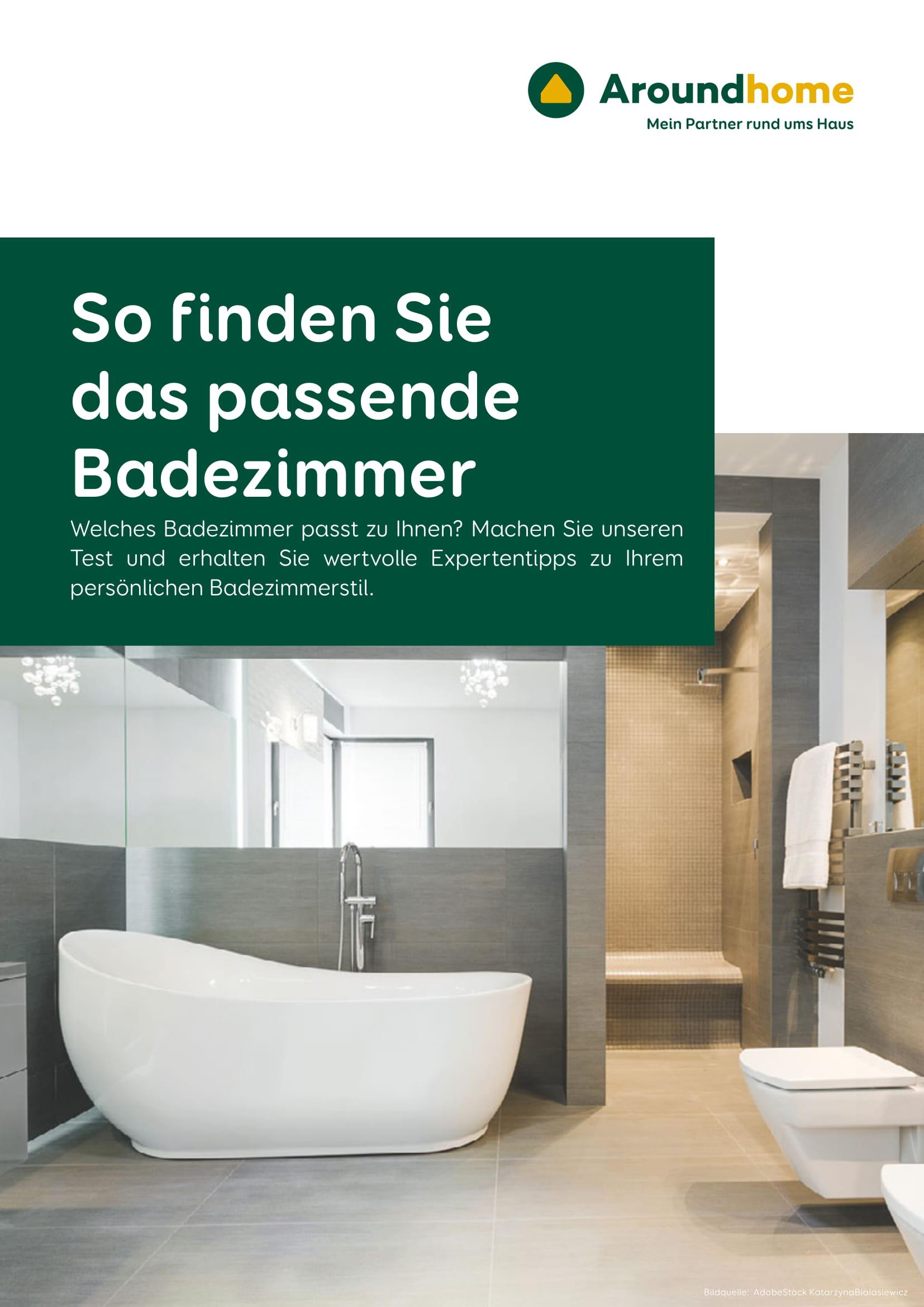 Regionale Angebote Fur Badezimmer Erhalten Aroundhome